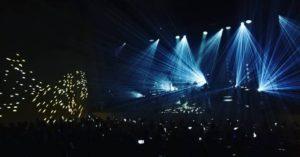 Kortez podczas koncertu w Opolu.  Fot. Michał Grocholski