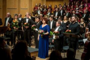Od lewej: Agnieszka Franków-Żelazny, Iwona Hossa, Krzysztof Kur i Jerzy Butryn