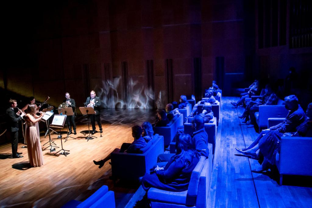 Występ zespołu Cracow Golden Quintet w Filharmonii Opolskiej